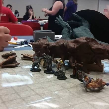 Tackling The Tarrasque With 15 Rounds And A Rabbit