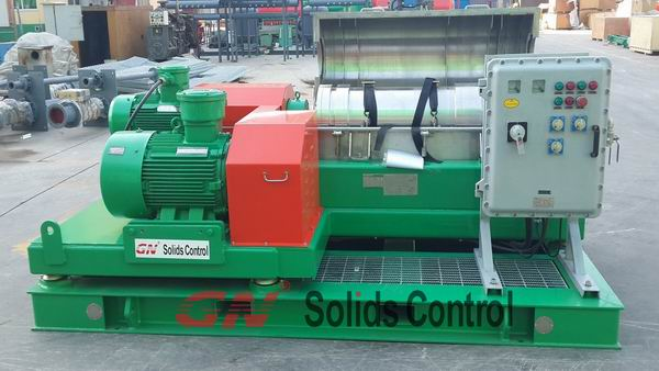 How to Select Suitable Decanter Centrifuge in Solids Control Project