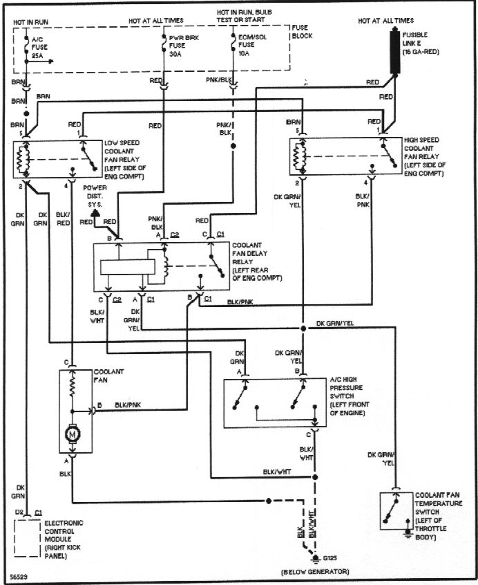 1985 Chevrolet Corvette Wiring - Best Place to Find Wiring and