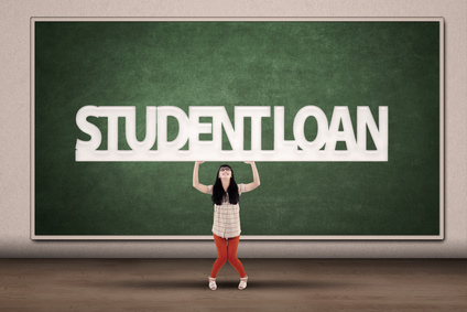 Dangers of growing student debt