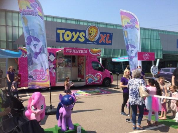 ervaring My little pony vriendschap tour