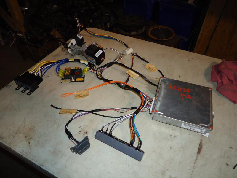 Honda Wiring Harness Conversion Electronic Schematics collections