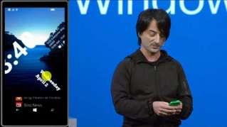 Windows Phone 8.1 Sperrbildschirm