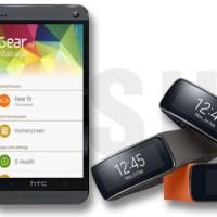 So funktioniert die Samsung Gear Fit auch mit anderen Android-Geräten