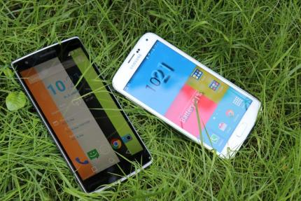 Samsung Galaxy S5 vs OnePlus One