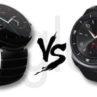 Moto 360 vs. LG G Watch R: Kampf der runden SmartWatches!