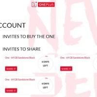[Nur kurze Zeit!] android tv verlost 3 OnePlus One Invites!