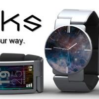 Blocks SmartWatch: Smarte Uhr zum Selberbauen