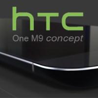 HTC One M9: Konzept-Entwurf in klaren Linien