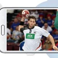 Sky Go überträgt exklusiv die Handball WM 2015