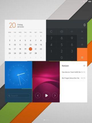 Xiaomi MiPad Test