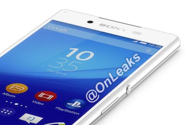 Sony Xperia Z4 Presse-Leak