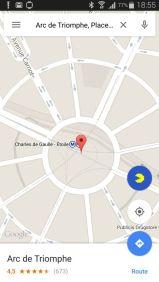 Google Maps Aprilscherz 2015