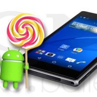 Sony Xperia Z1 Serie erhält in Kürze Android 5.0 Lollipop - Xperia Z3 lässt noch auf sich warten