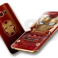 Samsung Galaxy S6 edge Iron Man Edition offiziell vorgestellt