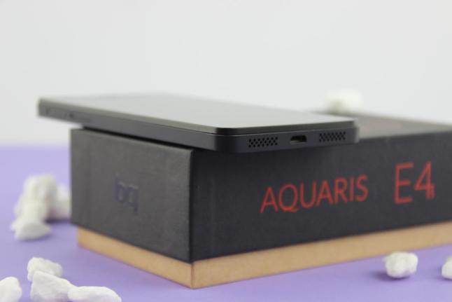 BQ Aquaris E4.5 Ubuntu Edition Test