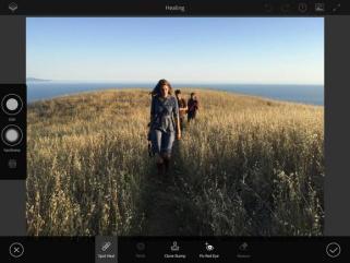 Adobe Photoshop für mobile Geräte