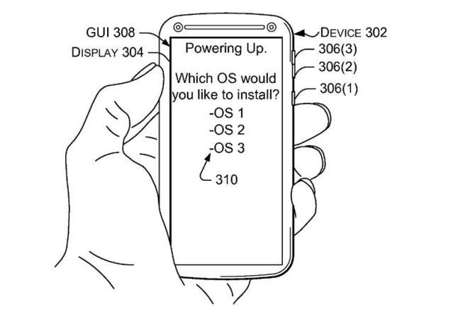 Dualboot-Patent von Microsoft