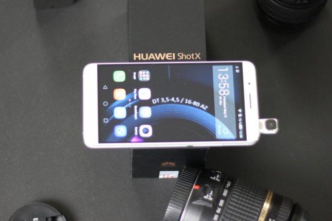 HUAWEI ShotX Test