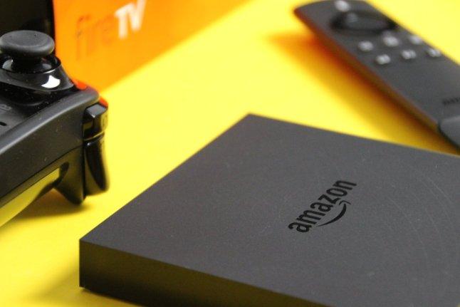 Amazon Fire TV Box 2015 Test