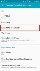 Android für Anfänger: Klingeltöne