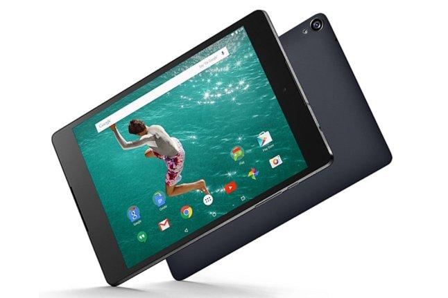 Google Nexus 9 von HTC