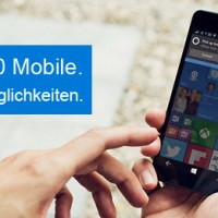 Windows 10 Mobile: Neue Build nun auch für den Slow Ring