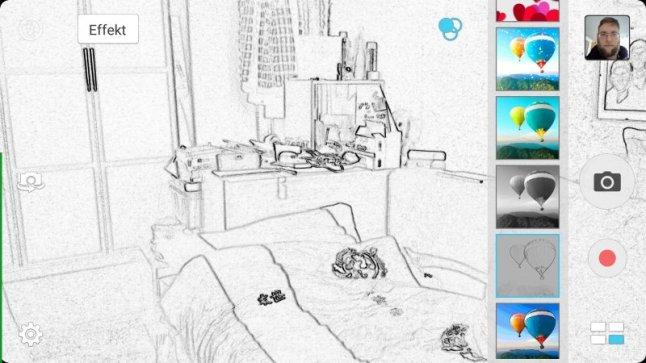ASUS PixelMaster Kamera-App