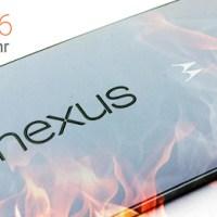 Nexus 6: Wenn der fest verbaute Akku in die Luft geht
