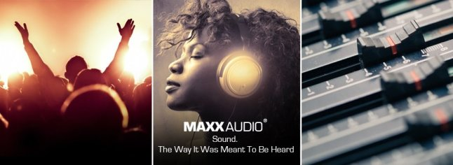 Maxx Audio by Waves