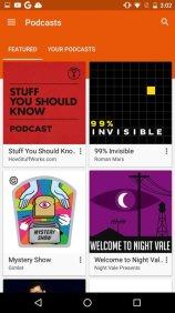 Google Play Music Podcast