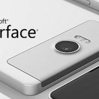 Microsoft zurück durch ein modulares Surface Phone?