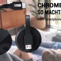 Gestatten - so sieht der neue Google Chromecast Ultra aus