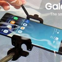 Explodierender Akku des Samsung Galaxy Note 7 ist kein Fehler sondern ein Feature