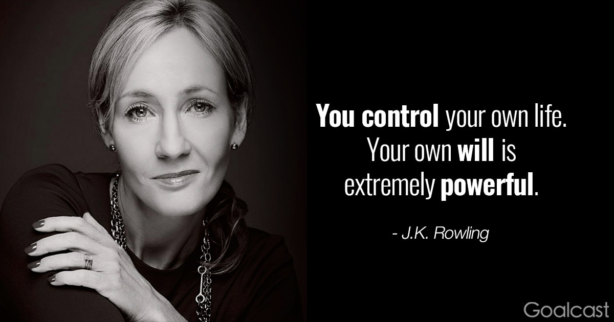 Billionaire Quotes Wallpaper Top 16 J K Rowling Quotes To Inspire Strength Through