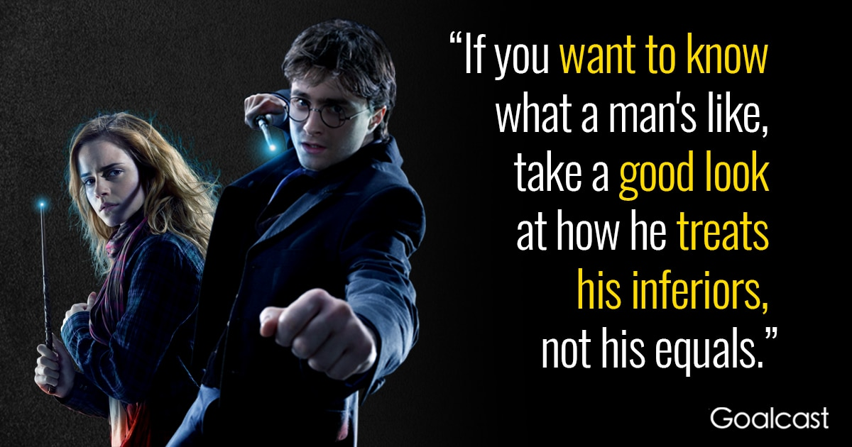 Sadhguru Wallpaper Quotes 18 Harry Potter Quotes That Put A Spell On Your Thoughts