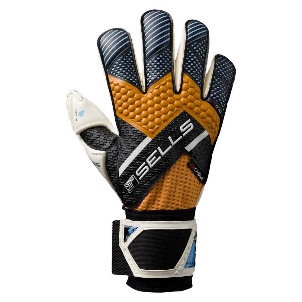 Sells Wrap Elite Aqua - Orange - Black buy and offers on Goalinn
