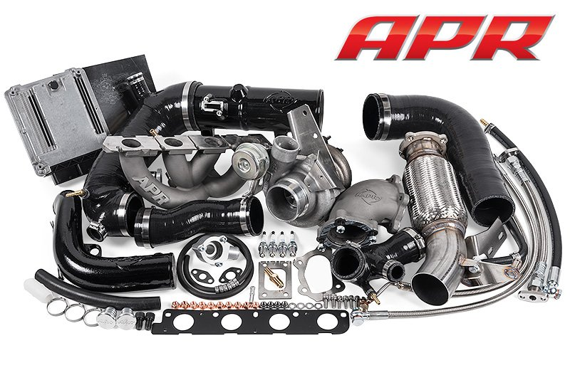 APR FWD 20 Stage III GTX Turbocharger System