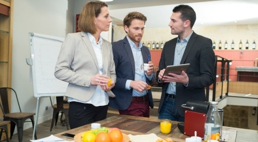 4 Biggest challenges for in-house corporate catering