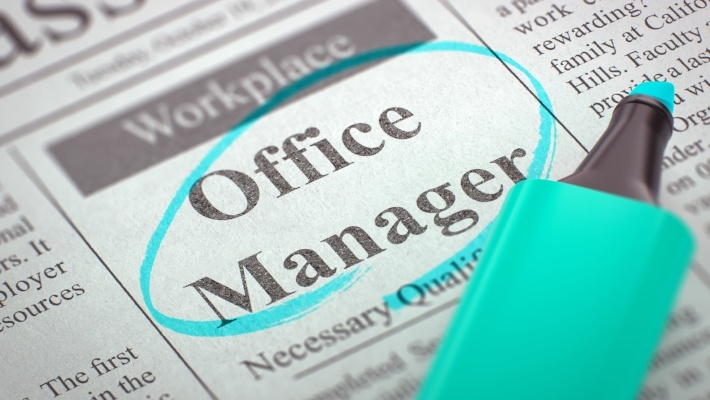 Six Reasons to Hire an Office Manager (Right Away)