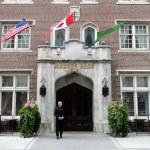 Goat Roti Chronicles - Windsor Arms Hotel - Toronto - Bloor Street