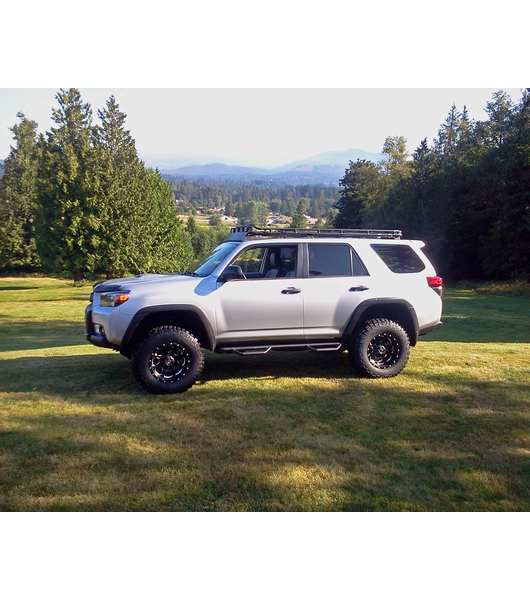 Toyota 4runner 5th gen 183 stealth rack 183 4 independent led
