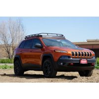 JEEP CHEROKEE KL STEALTH RACK  4 Independent LED Lights ...