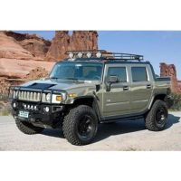 HUMMER SUT RANGER RACK Multi-Light Setup NO SUNROOF ...