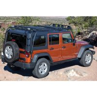 JEEP JKU 4DOOR  RANGER RACK | Gobi Racks