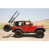 2017 Jeep Wrangler Roof Rack