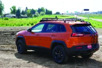 Jeep Roof Rack With Ladder. Gobi Roof Racks Jeep Cherokee ...