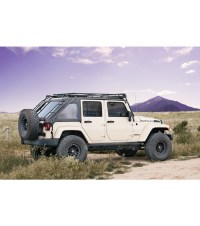 Gobi Roof Rack Jk Installation