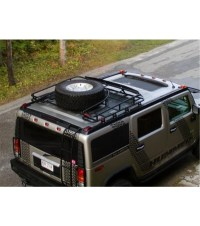 HUMMER H2 4.5ft. SPORT EDITION RANGER W/ TIRE RACK ...