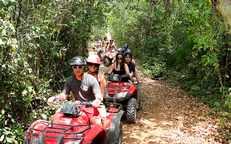 Permalink to ATV Jungle Tours in Mexico